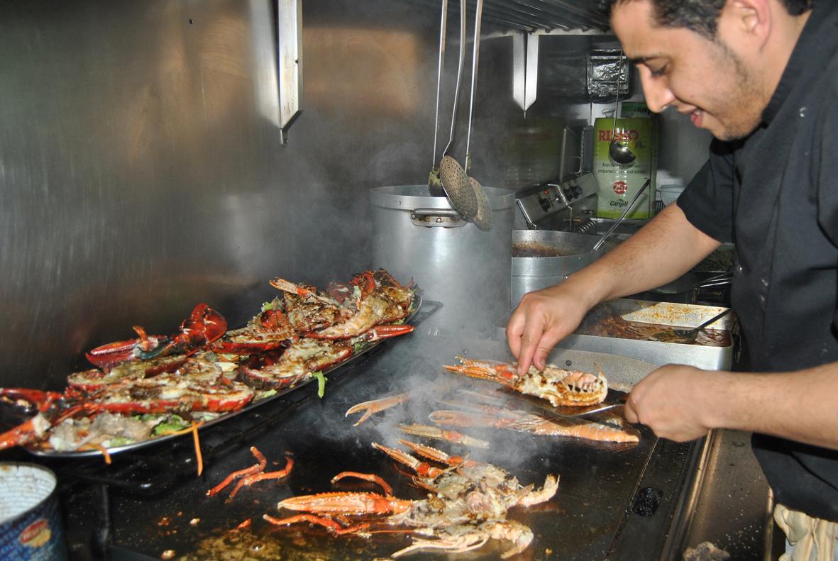 Restaurantes en Sant Feliu